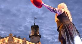 Maryla Rodowicz rozgrzała atmosferę na jarosławskim Rynku