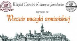 Wieczór muzyki ormiańskiej
