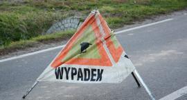Trzy wypadki drogowe w weekend