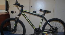 Złodziej roweru zatrzymany