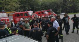 Tragiczny finał poszukiwań 72-latka z Woli Węgierskiej