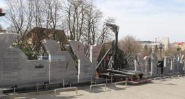 Odsłonięcie i poświęcenie Pomnika Pamięci Narodowej w Parafii Chrystusa Króla w Jarosławiu