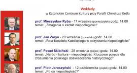 """Prof. Mieczysław Ryba: """"Zmagania o kształt niepodległości"""