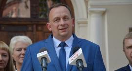 Kandydat na burmistrza B. Wołoszyn przedstawił swój sztab wyborczy