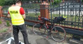Zderzenie dwóch... rowerzystów