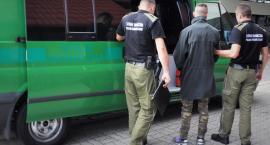 Poszukiwany przez Interpol wpadł w Korczowej