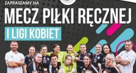 Mecz piłki ręcznej I Ligi Kobiet