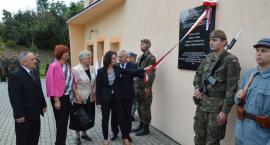 W Kidałowicach odsłonięto tablicę pamięci czterech legionistów