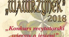 Wawrzynek 2018 - Konkurs recytatorski wierszy o jesieni