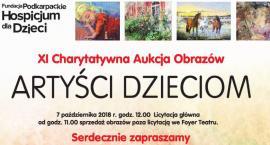 XI Charytatywna Aukcja Obrazów Artyści Dzieciom