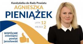 Agnieszka Pieniążek - KWW Ponadpartyjna Koalicja dla Powiatu