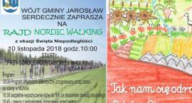 Rajd Nordic Walking okazji Święta Niepodległości