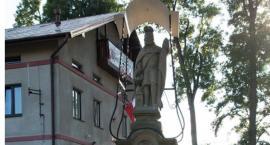 Odsłonięcie pamiątkowej tablicy z okazji 100-lecia odzyskania Niepodległości przez Polskę
