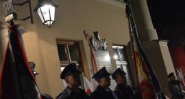 Społeczeństwo Jarosławia marszałkowi Piłsudskiemu w setną rocznicę odzyskania niepodległości