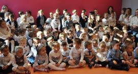 Przedszkolaki odśpiewały hymn dla Ojczyzny