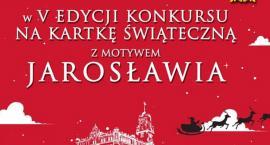 Świąteczna pocztówka z motywem Jarosławia!