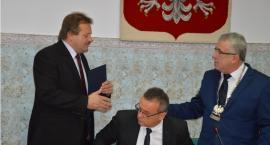 Jan Fusiek na czele Rady Gminy Radymno
