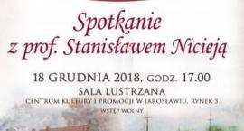 Spotkanie z prof. Stanisławem Nicieją