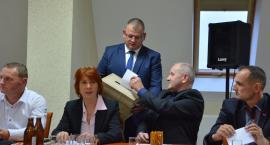 Pierwsza sesja Rady Gminy Laszki