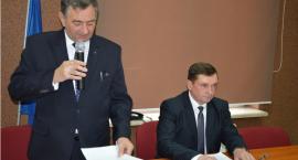 Pierwsza sesja Rady Gminy Jarosław