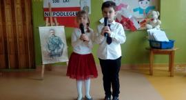 Przedszkolaki śpiewały o Polsce