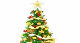 Konkurs na najładniejszą ozdobę bożonarodzeniową.