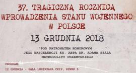 37. tragiczna rocznica wprowadzenia stanu wojennego w Polsce