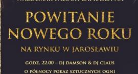 Powitanie Nowego Roku na Rynku w Jarosławiu