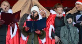 Radni śpiewali kolędy na Rynku (ZDJĘCIA, WIDEO)