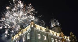 Powitanie Nowego Roku w Jarosławiu i Radymnie