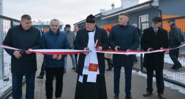 Nowa oczyszczalnia w Laszkach