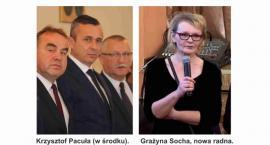 Grażyna Socha radną zamiast Krzysztofa Pacuły