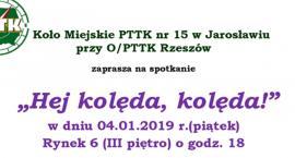 Spotkanie koła PTTK