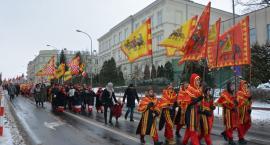 Orszak Trzech Króli przeszedł ulicami Jarosławia