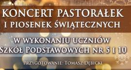 Koncert Pastorałek i piosenek świątecznych