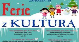 Ferie z kulturą w Miejskim Ośrodku Kultury w Jarosławiu