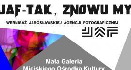 Wernisaż wystawy Jarosławskiej Agencji Fotograficznej