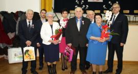 Złote Gody i Dzień Seniora w Łowcach