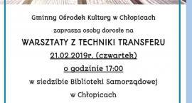 Warsztaty z Techniki transferu