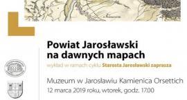 Powiat jarosławski na mapie Miega