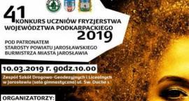41. Konkurs Uczniów Fryzjerstwa Województwa Podkarpackiego