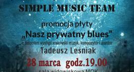 Simple Music Team - koncert zostaje przeniesiony na termin jesienny