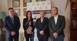 Poseł Anna Schmidt-Rodziewicz o programach Nowa Piątka PiS