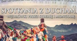 """""""Spotkania z duchami. Wędrówki przez Syberię i Mongolię"""" – Monika Radzikowska"""