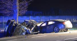 Kolejny śmiertelny wypadek obok stacji paliw w Wierzbnej