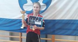 Martyna Gołąb mistrzynią w drużynie