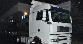 Poszukiwana przez Interpol ciężarówka zatrzymana na granicy
