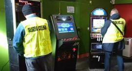 Automaty do gier wykorzystywano niezgodnie z przepisami
