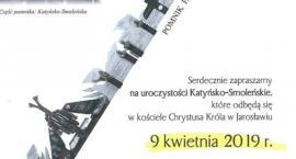 Uroczystości katyńsko-smoleńskie