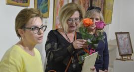 Batik Victorii Dubovyk rodem ze Lwowa